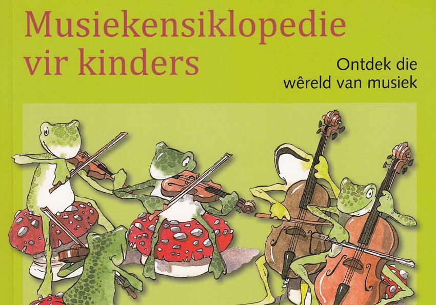 Boek musiekensiklopedie vir kinders – monika en hans günter